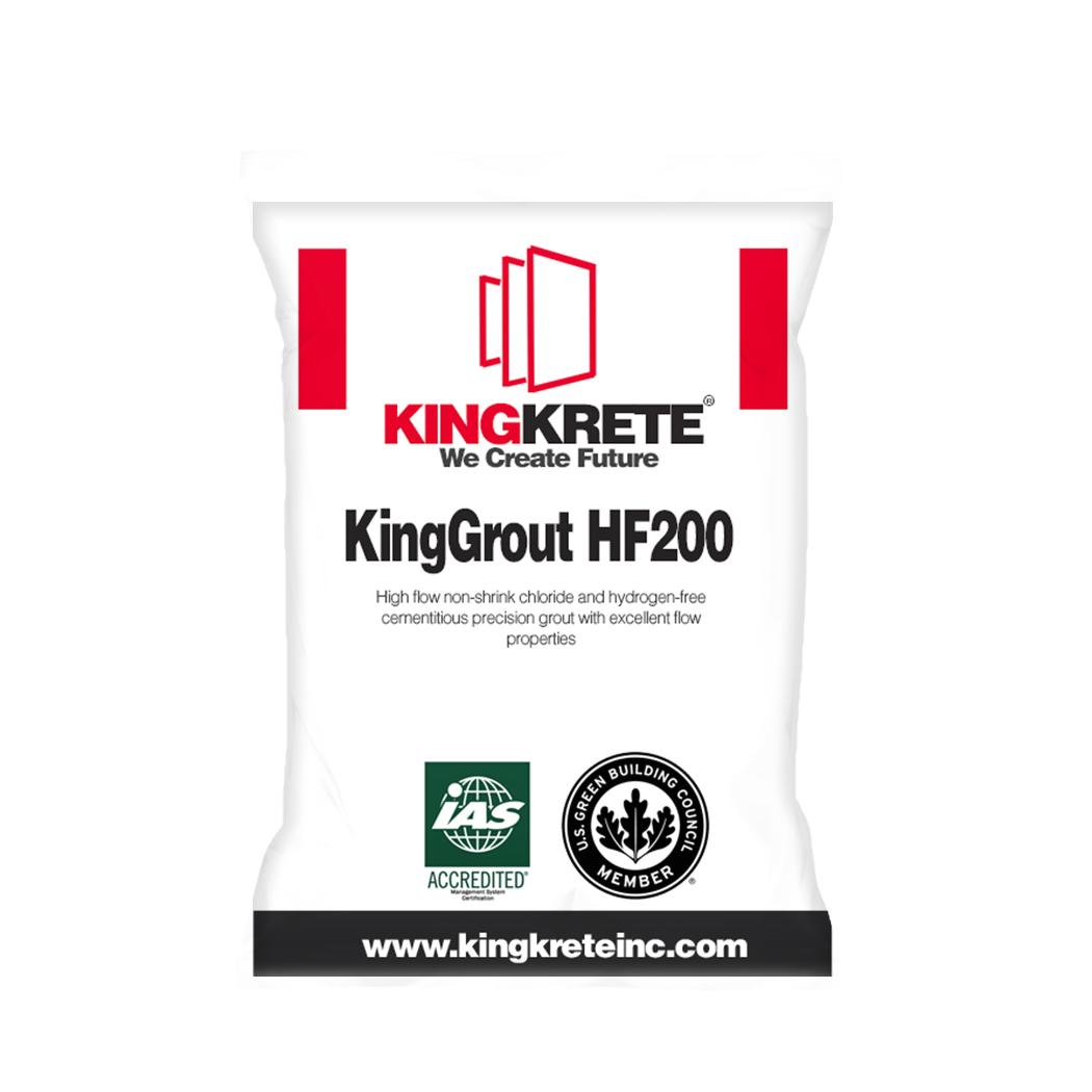KingGrout-HF200